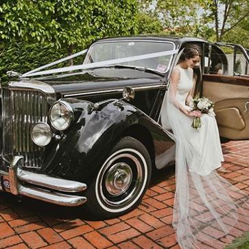 craftsmanship of an iconic car